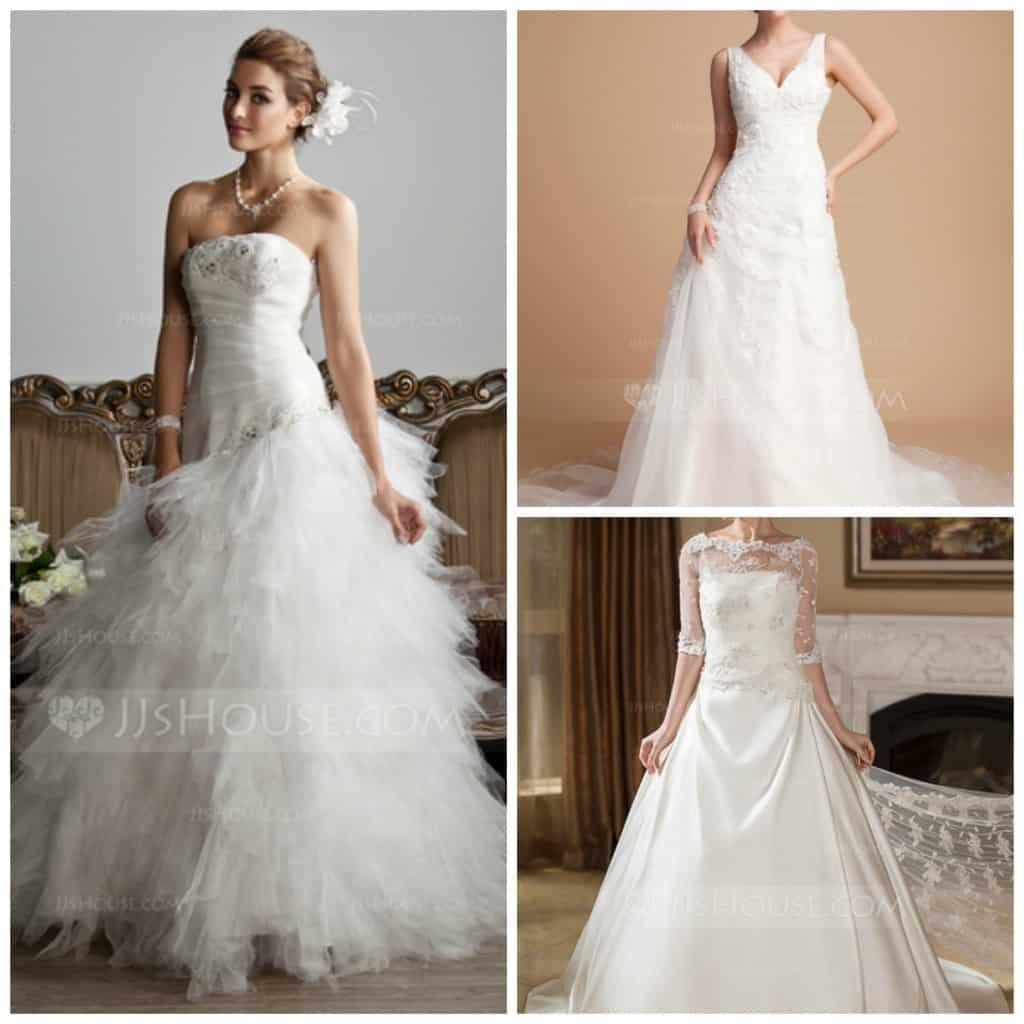 Wedding Dresses On A Budget!
