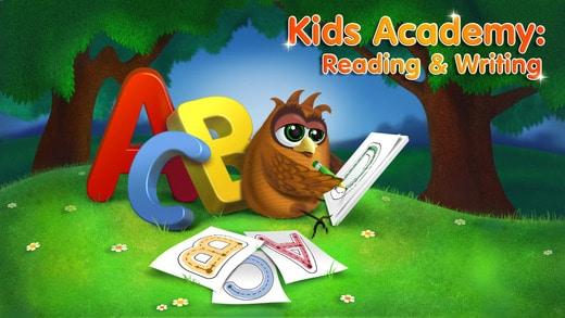 Kidsreadingwriting