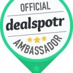 Get Rewarded For Helping People Save Money With Dealspotr!