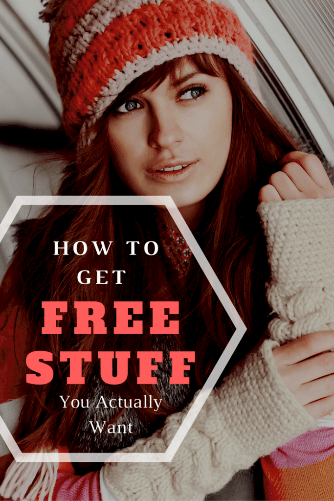 Want to know how to get free stuff? How about why companies give out free stuff?