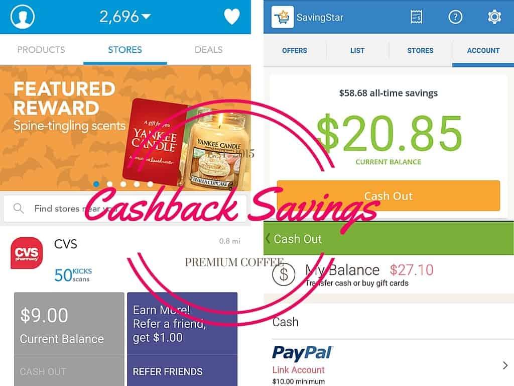 Cashback Sites