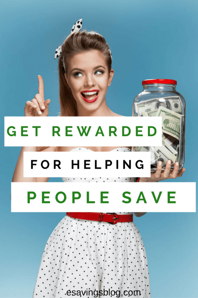 Want to get rewarded for helping people save money? Like coupon codes and deals?