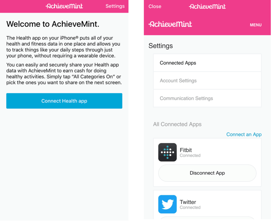 Earn Money Getting Fit with the AchieveMint App
