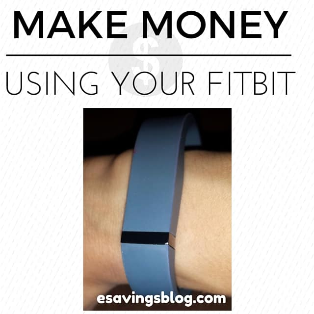Earn Money Using Your Fitbit!