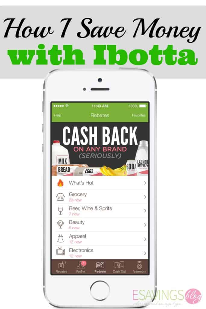 Have you heard of iBotta?  Check out How I Save Money with Ibotta and how you can save too.