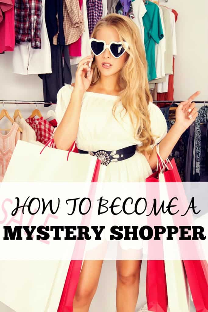 Wonder how to be a Mystery Shopper? Learn the tips and tricks of mystery shopping and avoid getting scammed!