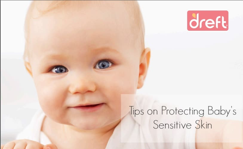 Tips on Protecting Baby's skin with dreft Detergent