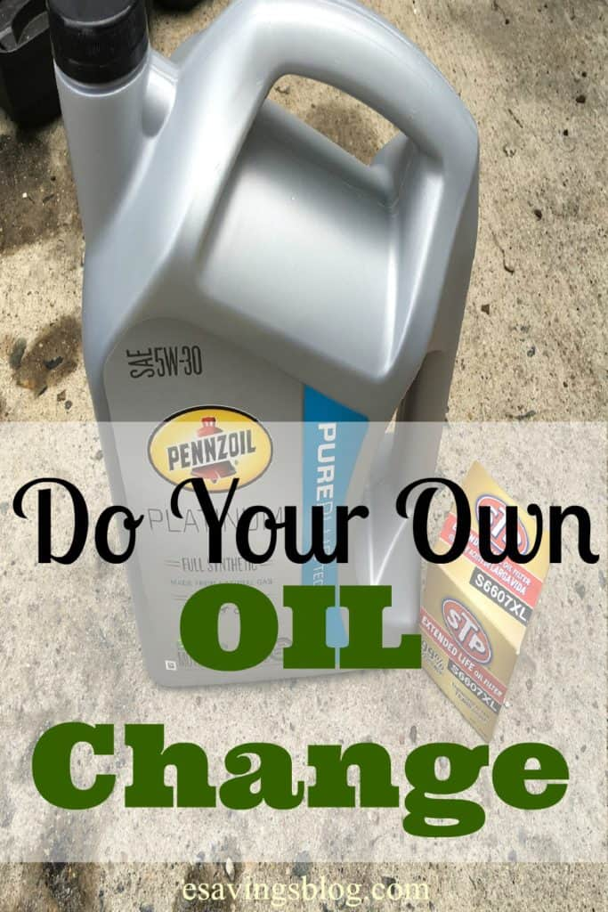 Doing your own car maintenance can save you a lot of money! Check out this post on changing your own oil, filters and more.