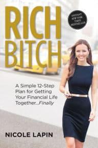 Rich Bitch by Nicole Lapin