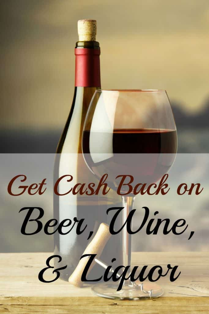 Save money on Beer, Wine, & Liquor with these great apps. get Cash back on your liquor store purchases with these tips!