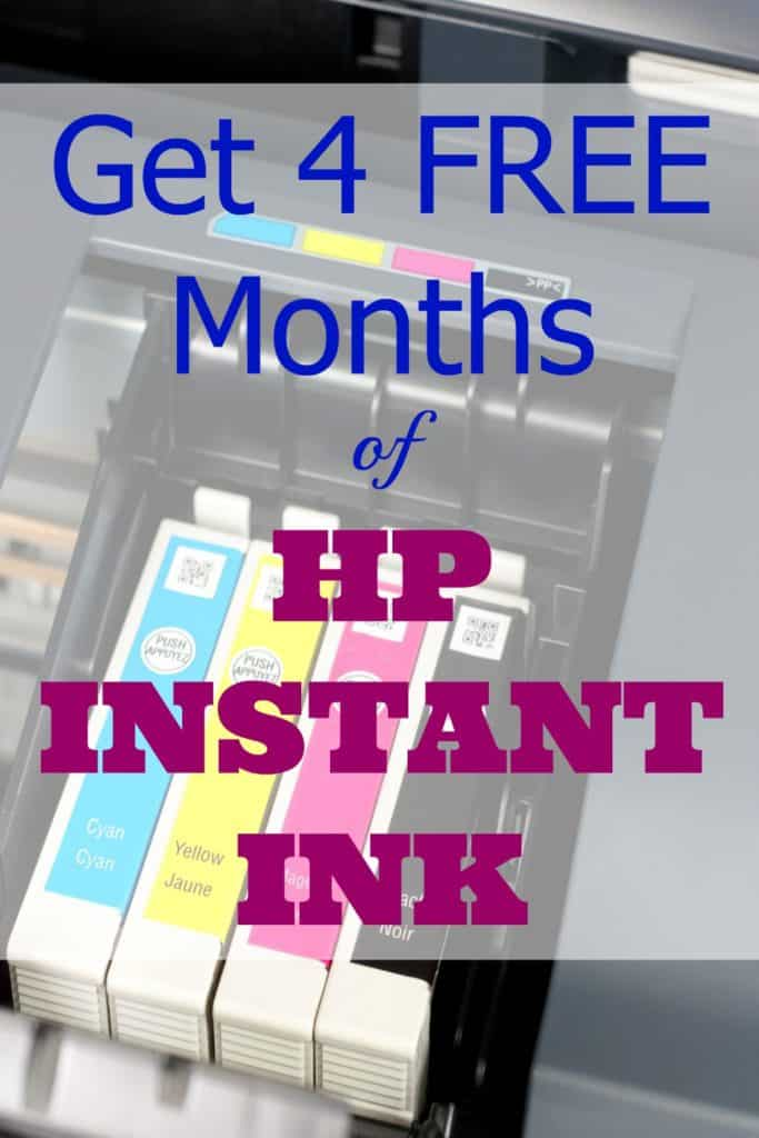 Spending too much on printer ink? Grab 4 Free Months of HP Instant Ink with this deal! Hurry ends soon.