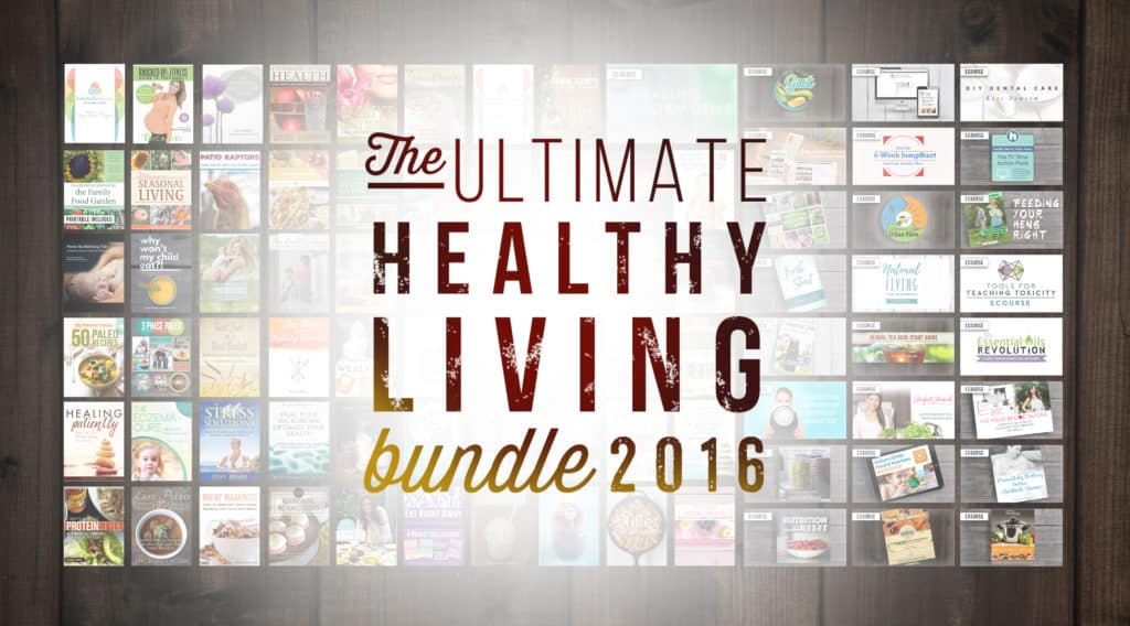 The Ultimate Healthy Living Bundle 2016