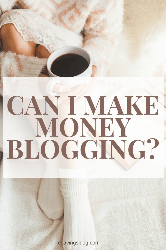 Can I make money blogging? I use to wonder this all the time until I started to make money with my blog. Check out the top tips on how to start to make money with your blog.