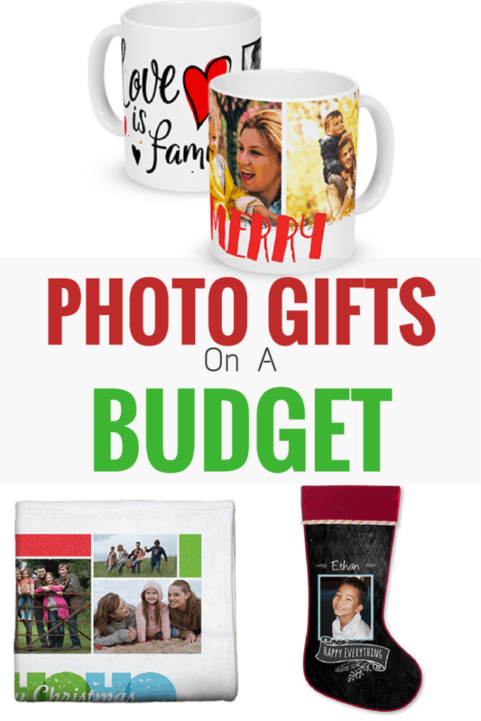 Looking to create some great photo Gifts on a Budget?