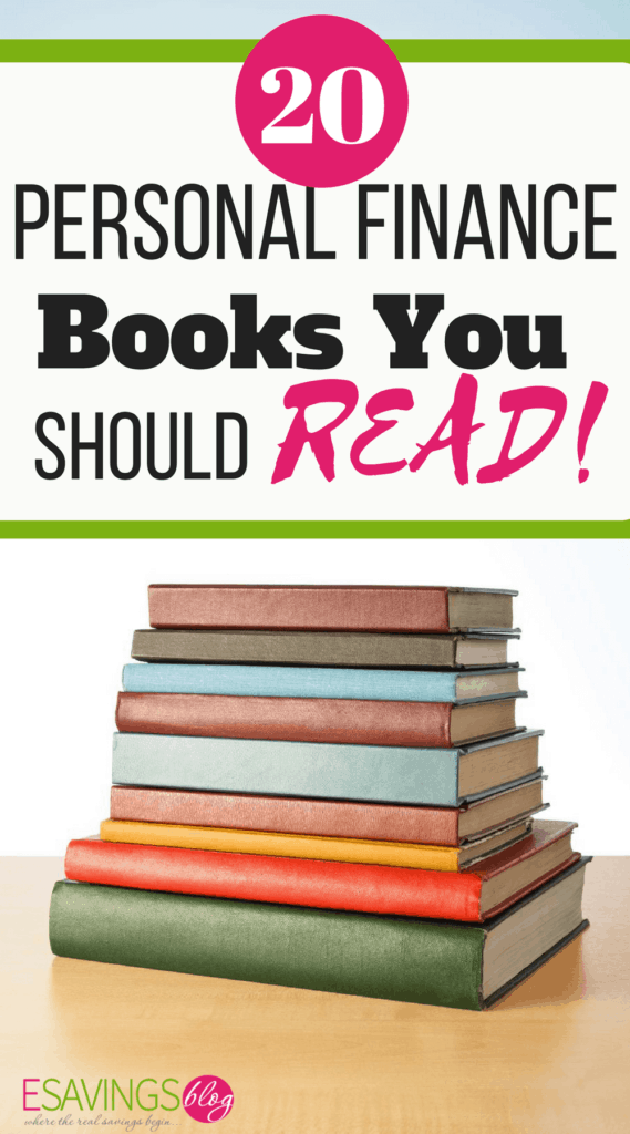 Looking for books about money? Check out these personal finance books.