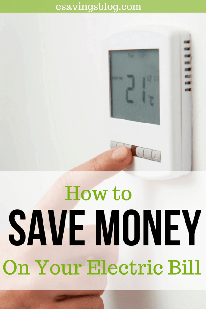 Looking to save money on your electric bill? Save energy in your home following these easy steps.