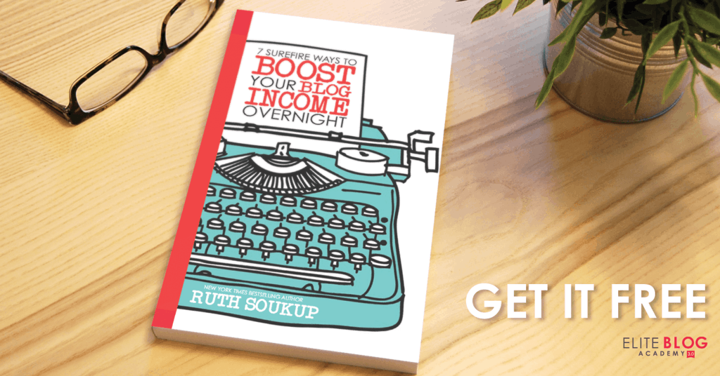 FREE Resources for Bloggers! Check out 7 Surefire Ways to Boost Your Blog's Income Overnight!