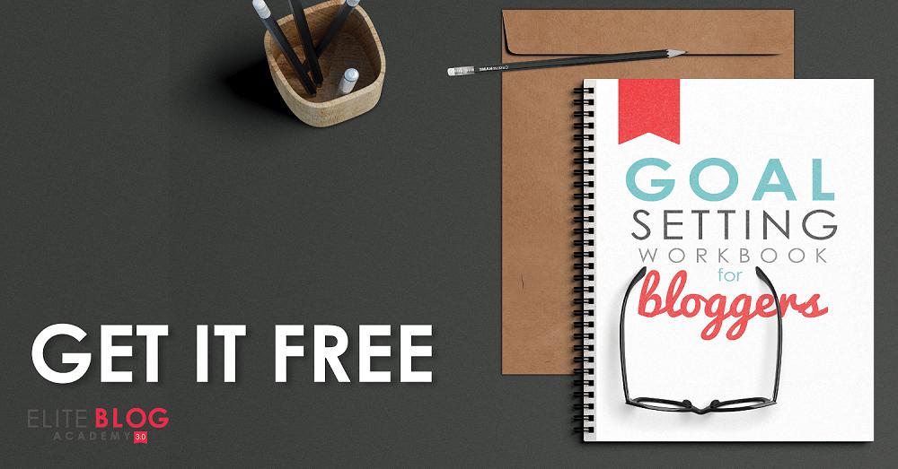 Gran this FREE Goal Setting Workbook today!