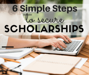 Scholarships for college