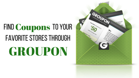 Looking for coupon codes? Get free coupon codes on Groupon!
