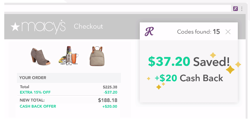 Retailmenot Chrome Extension