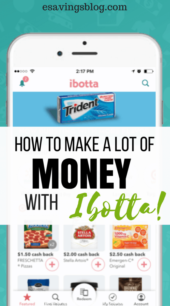 Make money with Ibotta using these tips! I made over $400 so far and climbing. Ibotta is my favorite app!