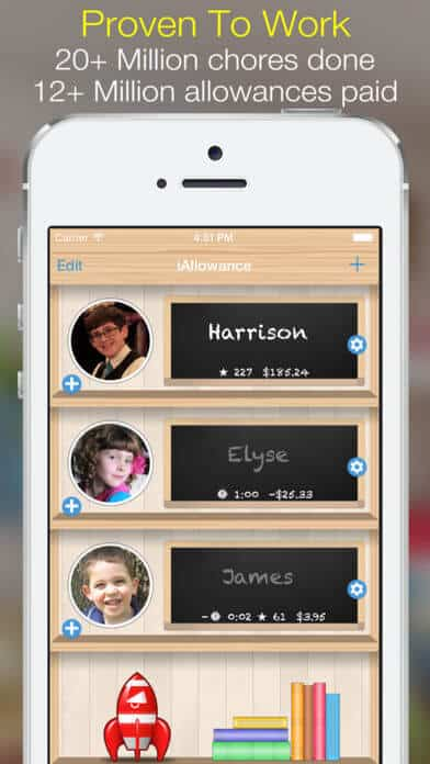 iAllowance App