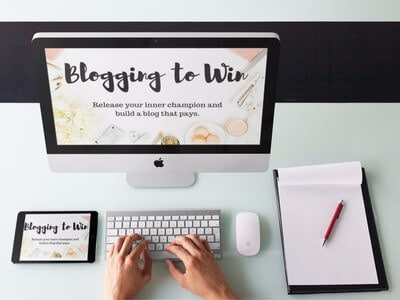 Blogging to Win Course