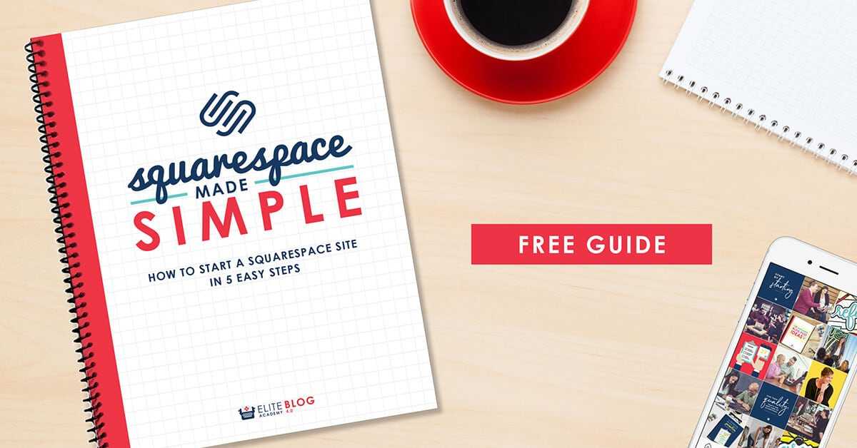 Squarespace Made Simple Workbook