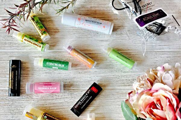 Jersey Shore Balms Subscription Box