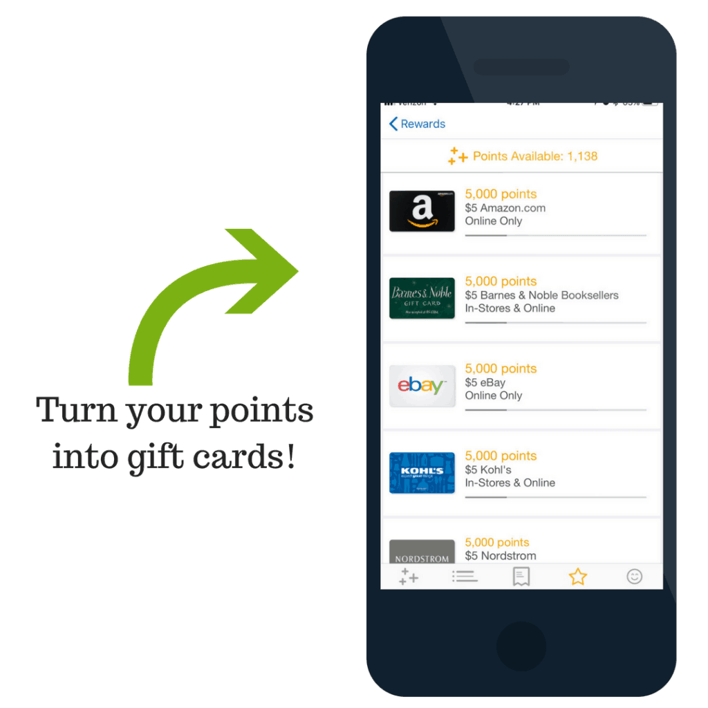 Fetch Rewards: Get Free Gift Cards!