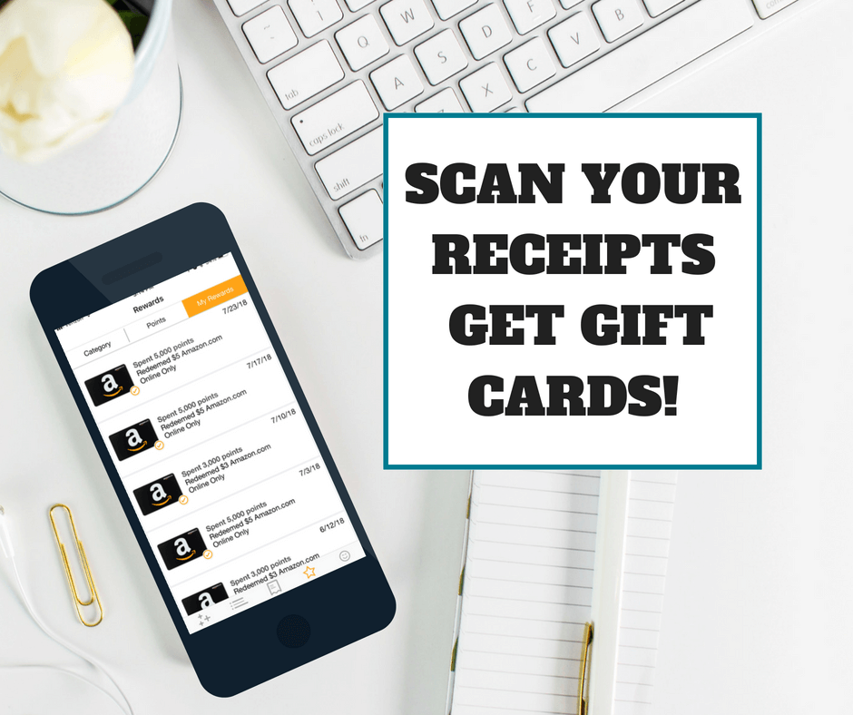 Get paid for scanning your receipts with these apps!