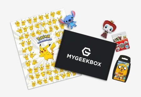 My Geek Box Subscription Box
