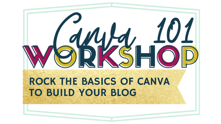 Free Canva 101 Workshop