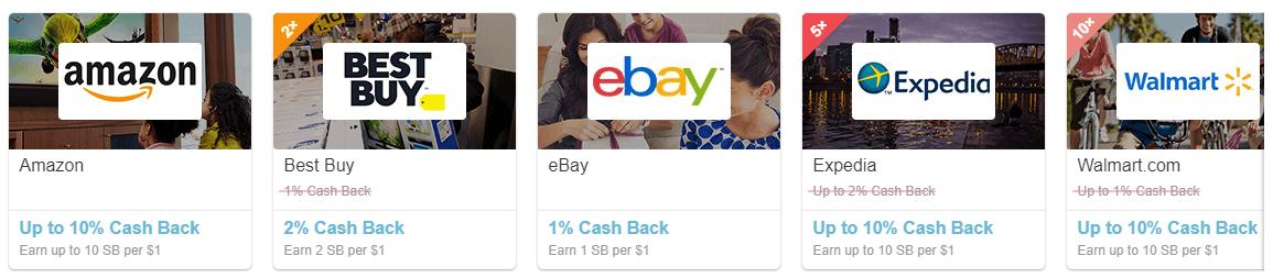 Swagbucks Cash Back