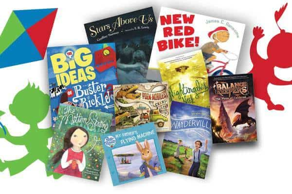 Kids Bookcase Club Subscription Box