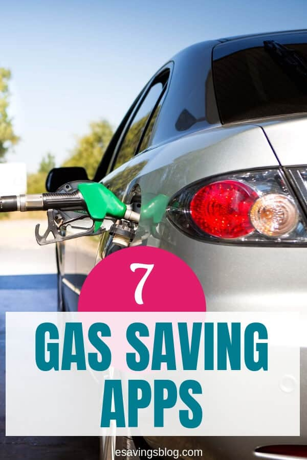 APPS TO SAVE MONEY ON GAS