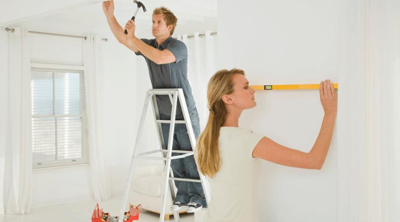 DIY renovation