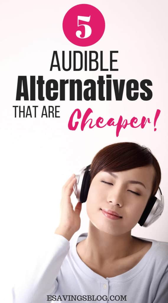 Audible Alternatives that are cheaper!