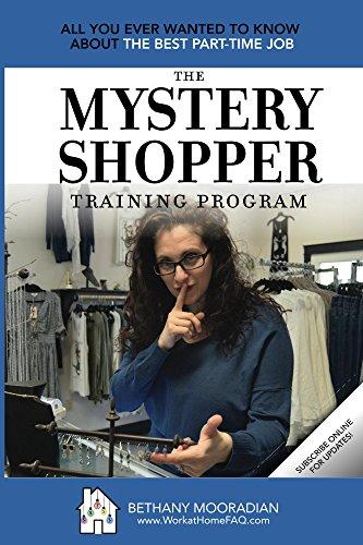 Mystery Shopper Training Program