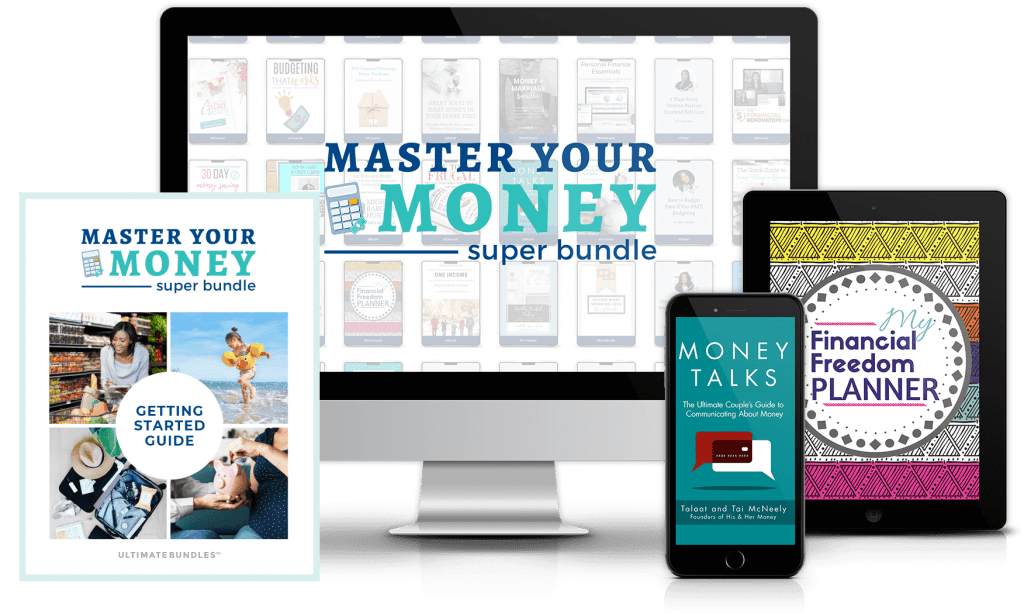 Master Your Money Bundle