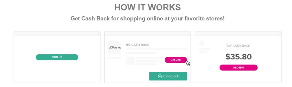 Shop at Home Cashback