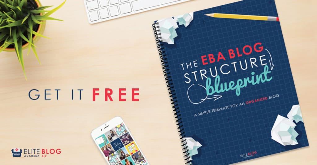 Blog Structure Blueprint Workbook