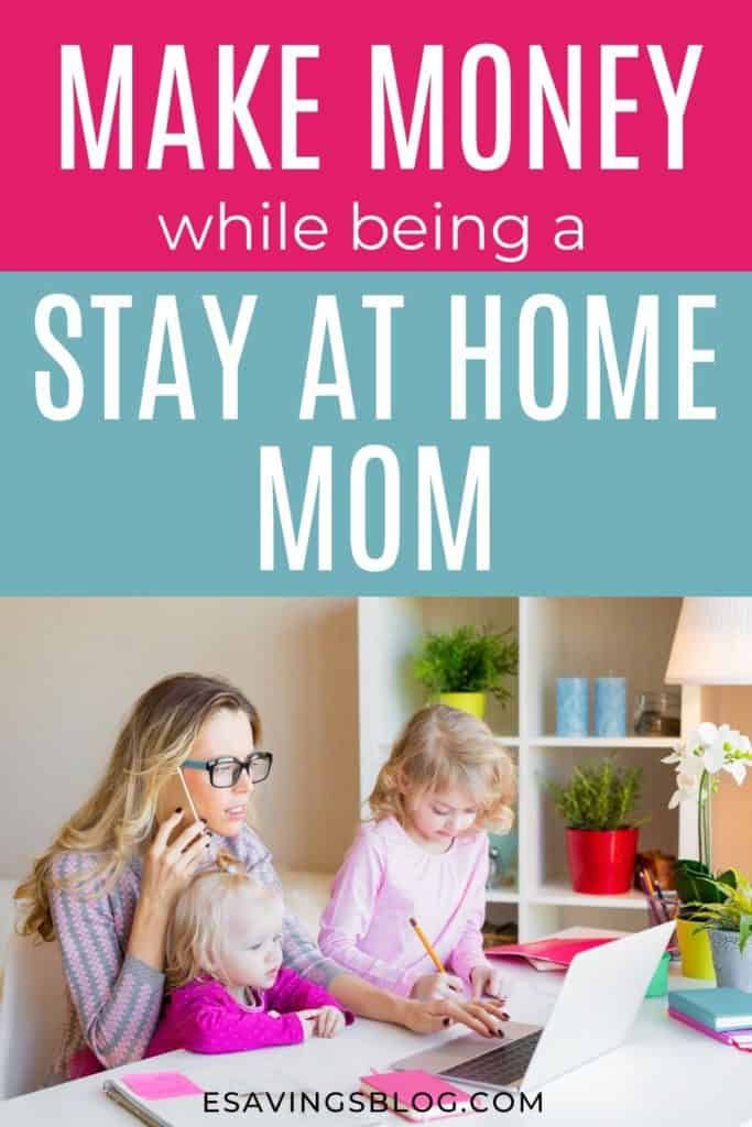 Stay at Home Mom Working From Home