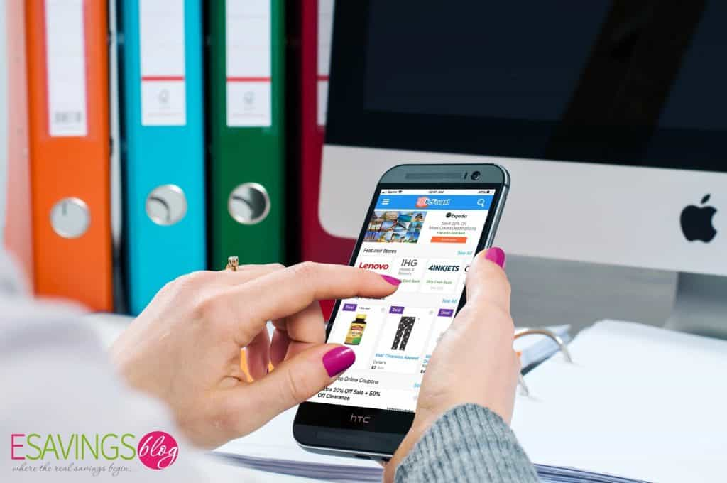 Women Using the BeFrugal Mobile App
