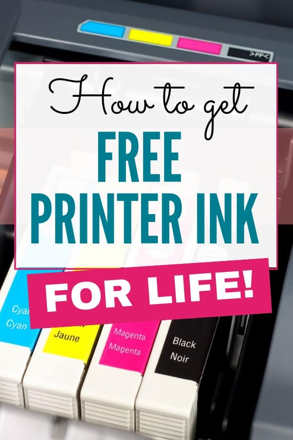 How to Print Free For Life
