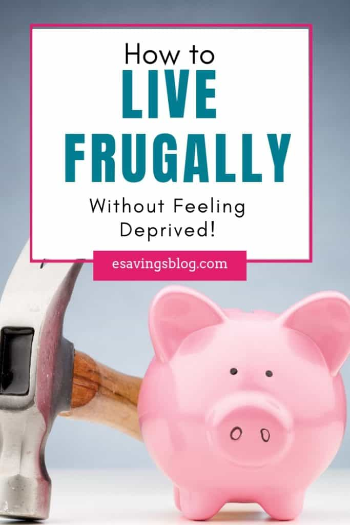 How to Live Frugally