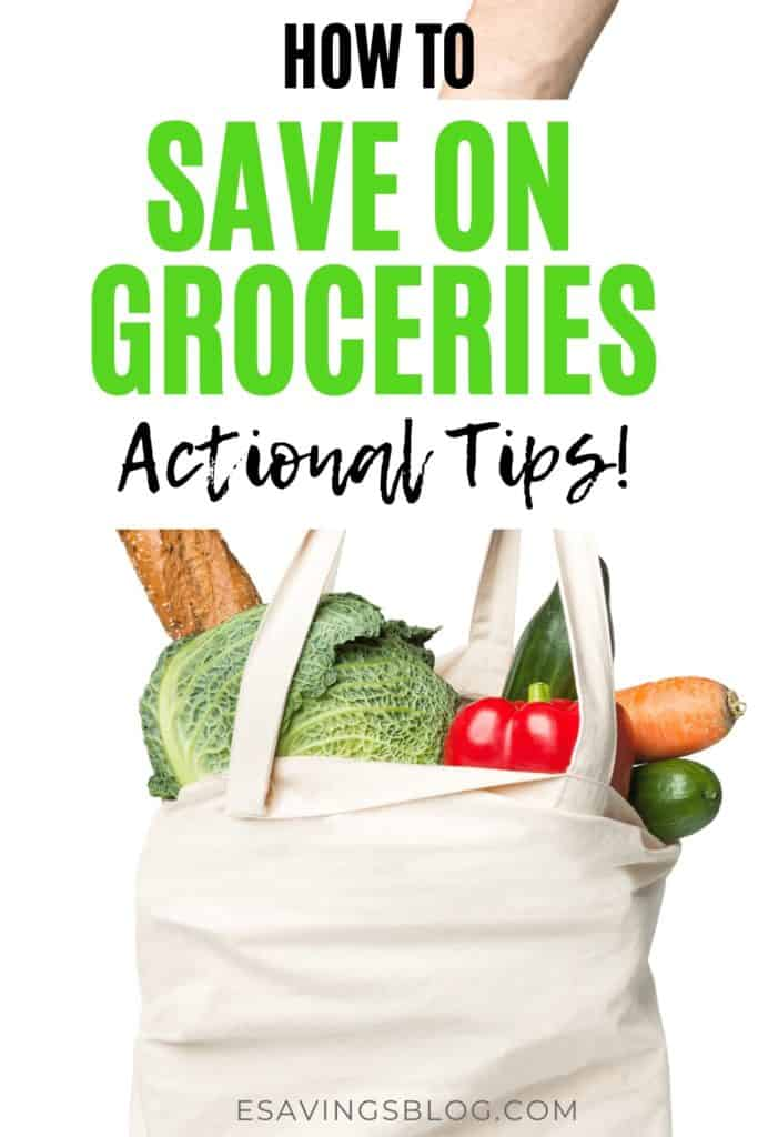 The Best Ways to Save on Groceries.