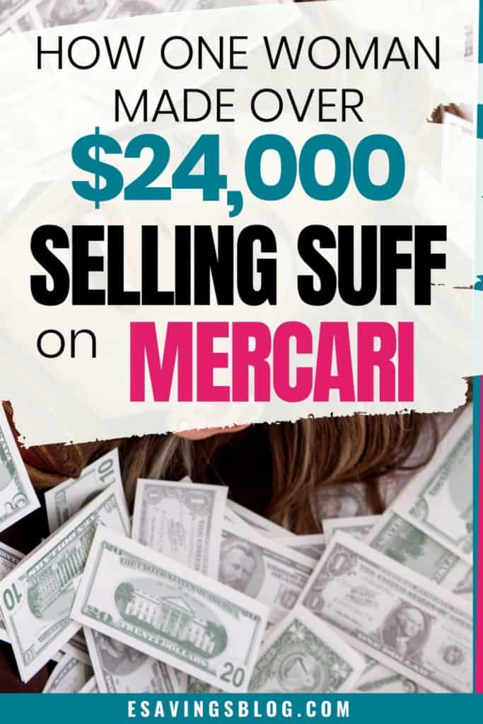 Selling on Mercari