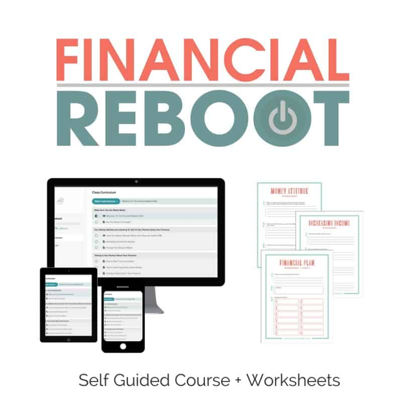 The Financial Reboot Course